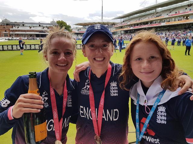 Player Insight: Frances Wilson – England Cricket