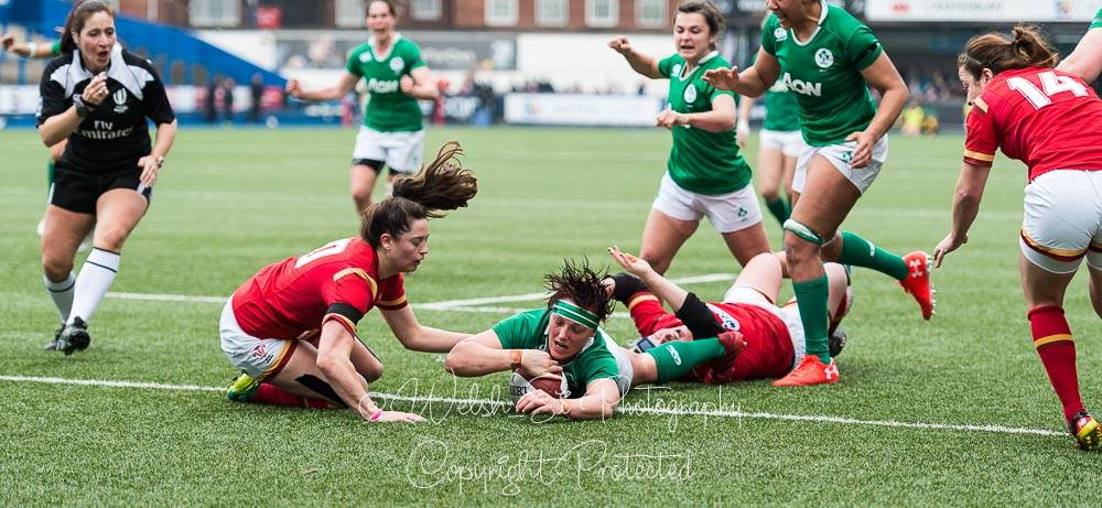 Player Insight: Lindsay Peat – Ireland Rugby