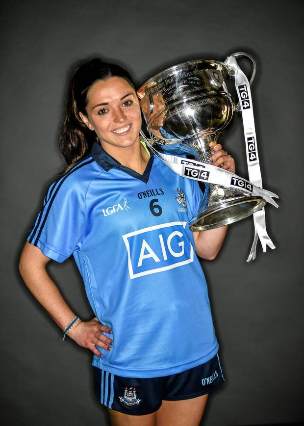 Player Insight: Sinéad Goldrick – Dublin GAA