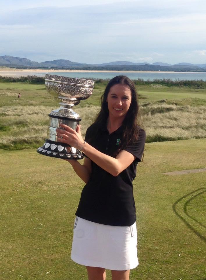 Player Insight: Sarah Helly – Golf